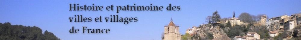Site 2 - Histoire et patrimoine de villages de JP FLAHAUT