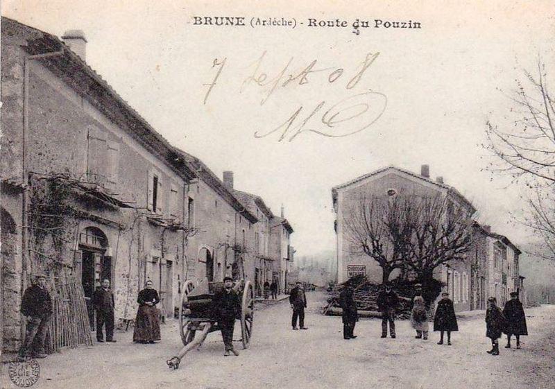 Boulangerie vers 1905