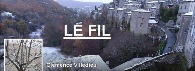 Site 11 - Le FIL de Clémence VILLEDIEU